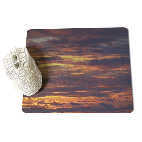 MaiYaCa Your Own Mats Fire Cloud Sky Customized MousePads Computer Laptop Anime Mouse Mat Size for 250x290x2mm Rubber Mousemats - one46.com.au