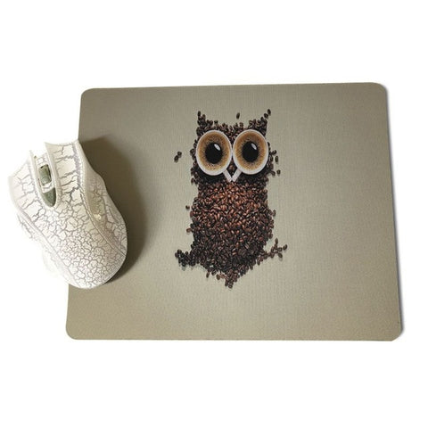 MaiYaCa  lovely cute Owl mouse pad gamer play mats Size for 18x22x0.2cm Gaming Mousepads - one46.com.au