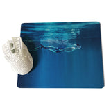 MaiYaCa Swimming Unique Desktop Pad Game Mousepad Size for 18x22x0.2cm Gaming Mousepads - one46.com.au