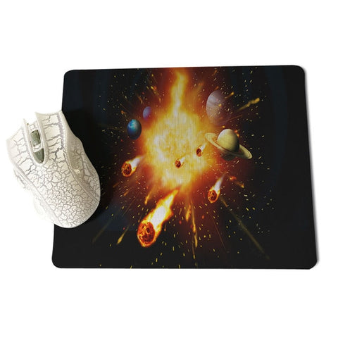 MaiYaCa  Starburst Explosion Laptop Gaming Mice Mousepad Size for 18x22x0.2cm Gaming Mousepads - one46.com.au