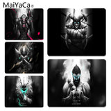 MaiYaCa My Favorite Hero For LOL Comfort Mouse Mat Gaming Mousepad Size for 180x220x2mm and 250x290x2mm Rubber Mousemats - one46.com.au