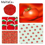 MaiYaCa  Tomato Comfort Mouse Mat Gaming Mousepad Size for 18x22x0.2cm Gaming Mousepads - one46.com.au