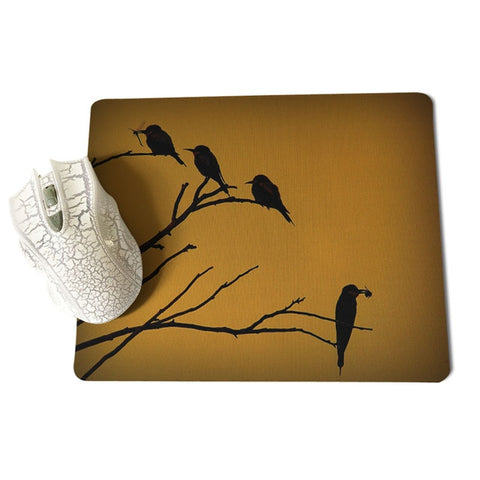 MaiYaCa New Design European bee Eater Customized MousePads Computer Laptop Anime Mouse Mat Size for 180x220x2mm Rubber Mousemats - one46.com.au