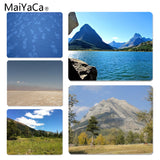 MaiYaCa  Waterton Lake Customized laptop Gaming mouse pad Size for 18x22x0.2cm Gaming Mousepads - one46.com.au