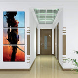 11459 3 Alliance Wonder Woman Oil Painting Frameles Canvas Painting Decoration Art Canvas Modern Home Decoration Painting - one46.com.au