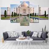 5 Piece Canvas Art Wall Pictures For Living Room Posters And Prints Painting By Numbers Diy Painting By Numbers Canvas Painting - one46.com.au