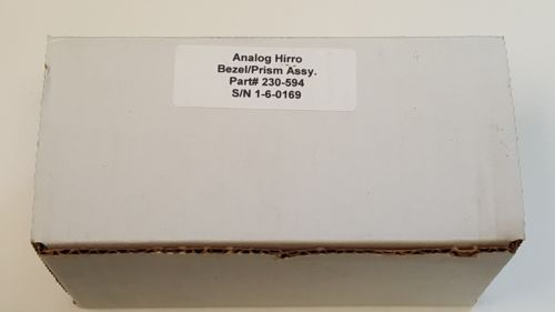 Analog Hirro Bezel/Prism Assy. Promet International Inc.