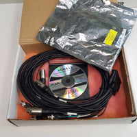 AJA- Konals LS Dual Link HD/HD/SD Capture & Output Card, Cables, Software