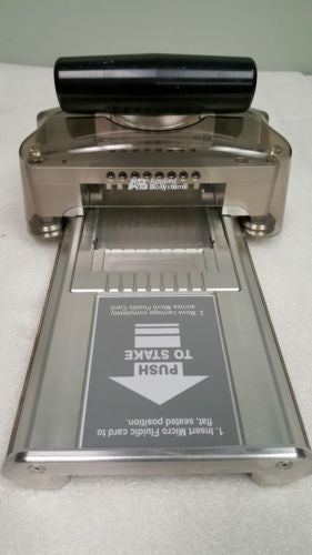 Applied Biosystems 4331770 Fluidic Card Sealer for RT-PCR Systems