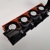 Dell PR970 PowerEdge 2950 CPU Fan Assembly with 4 Fans / 2415KL-04W-B96