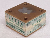 Celem Power Capacitor CHF3, Type 3 High frequency, 0.33uf, 600Vrms, 250A, 200Khz