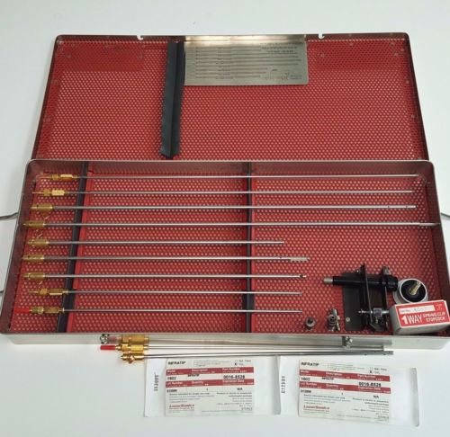 LaserSonics 2500 Infraguide Gynecology Kit / Spare Parts