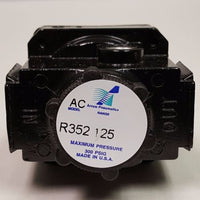 Arrow Pneumatics R352 125, EXAIR 9008 1/4 NPT Regulator