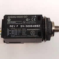 Allen Bradley 42GNU-9000-QD Photoelectric Switch