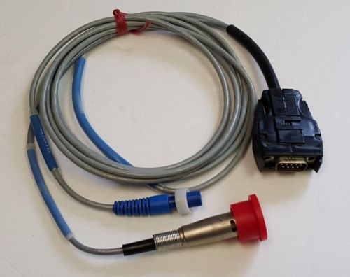 American Edwards Laboratories Mod.com-1 Cable Assy for Cardiac Output Computer