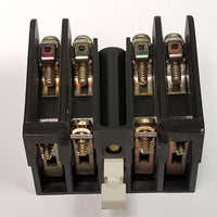 Square D Control Relay 8501 Auxiliary Contact Block 4 - LC1 Contact Cartridges