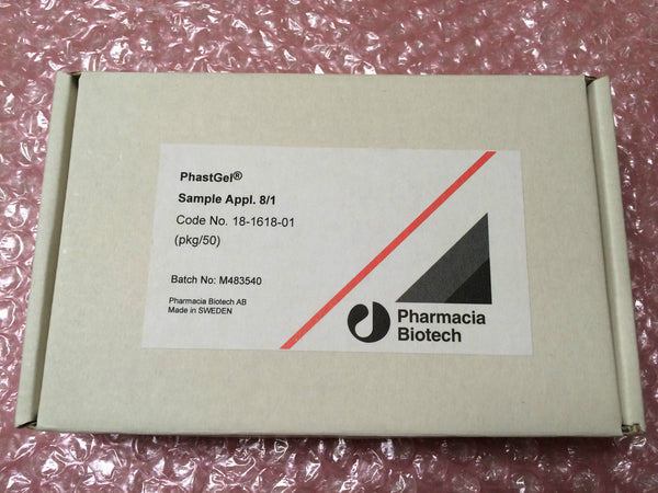 GE / AB Pharmacia Biotech PhastGel Sample Applicator, 18-1618-01, 8/1, Qty 68