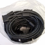 Qty 10 / DVI Digital Dual Link Cable DVI-D Dual male M/M (24+1) 3 Meter