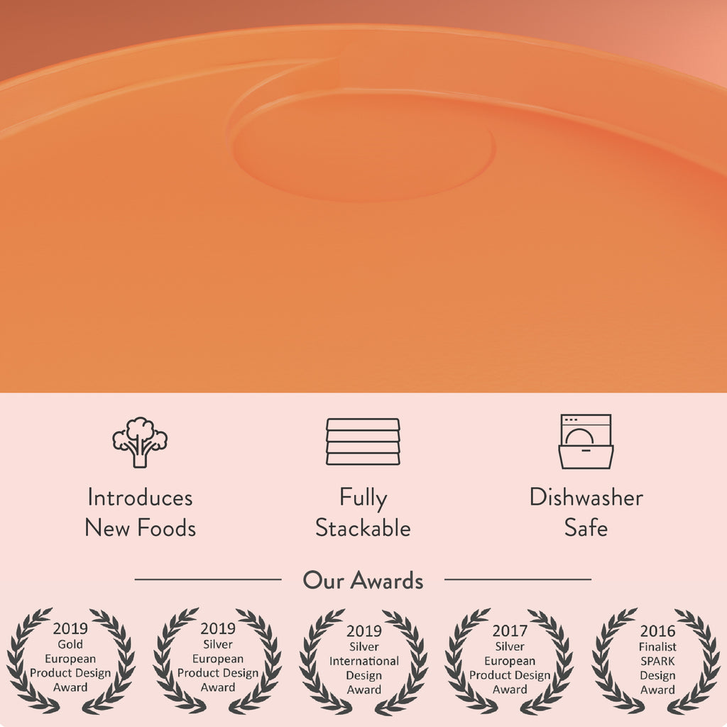tasting plate infographic and awards