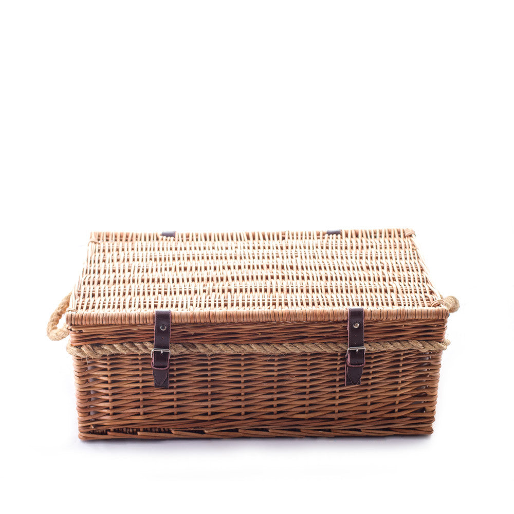 Autumn Tartan Hamper for 4 - Eaton Hampers & Basketware