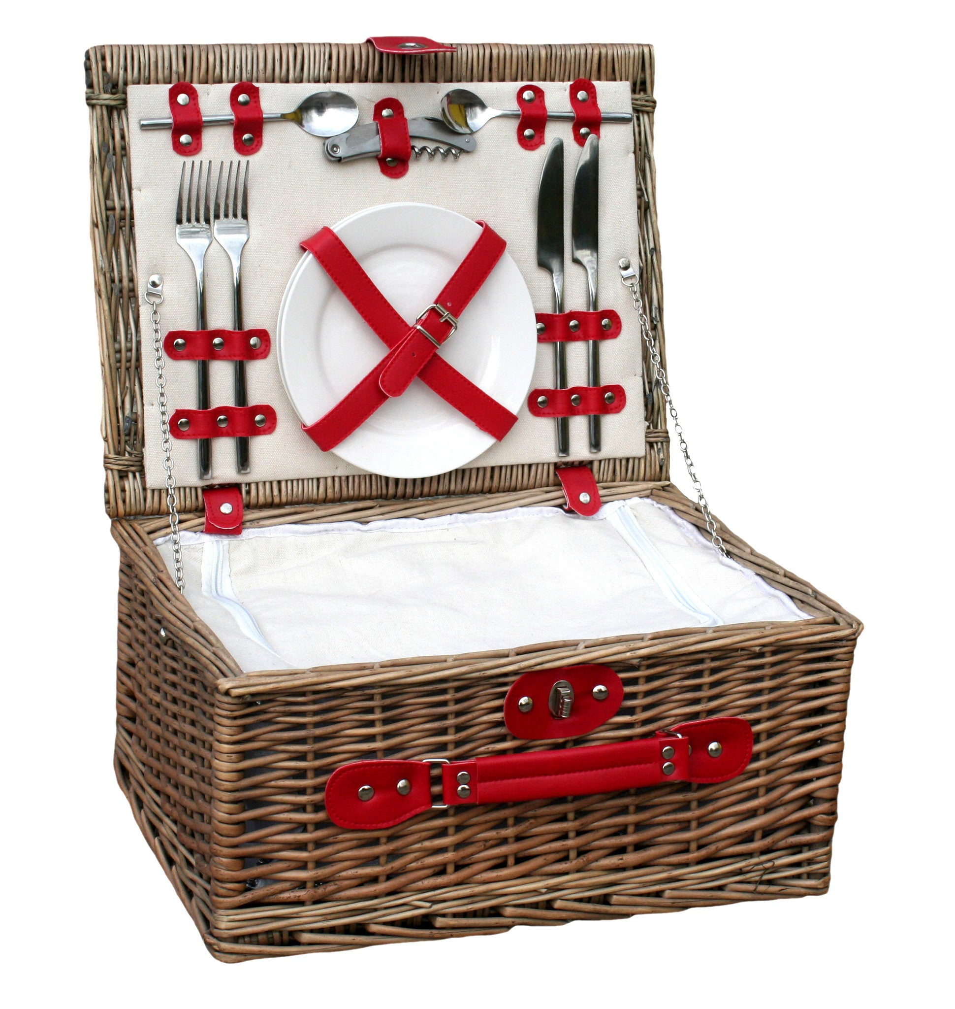 Red Chiller Hamper for 2 - Eaton Hampers & Basketware
