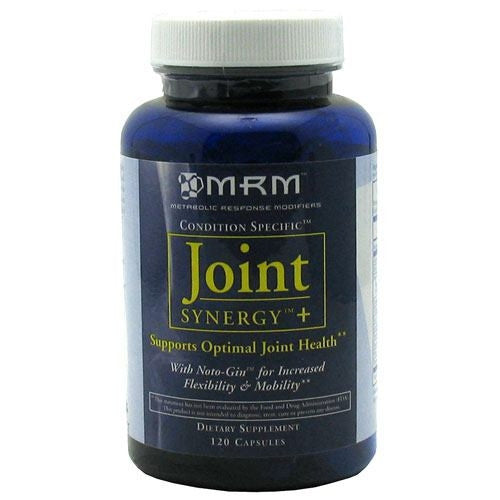 MRM Joint Synergy + - 120 Capsules - 609492210081