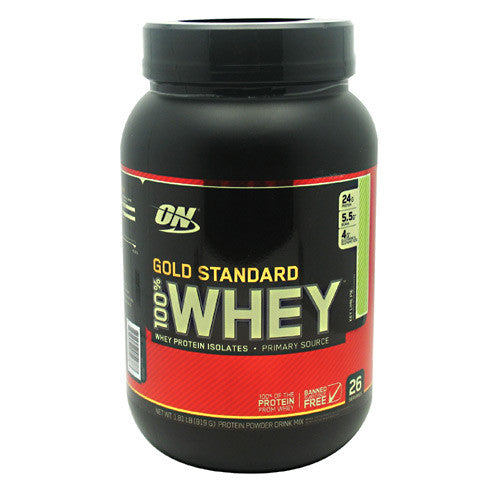 Optimum Nutrition Gold Standard 100% Whey - Key Lime Pie - 2 lb - 748927052787