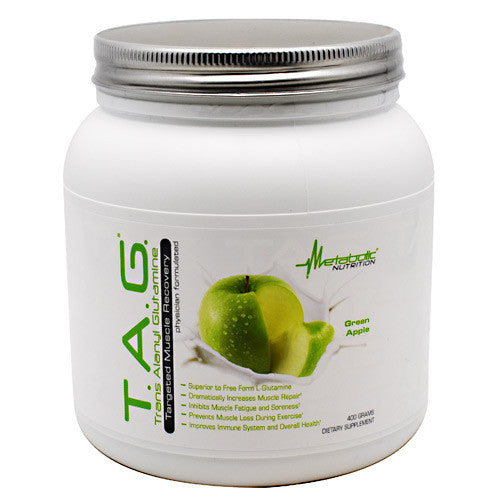 Metabolic Nutrition T.A.G. - Green Apple - 400 g - 764779698454