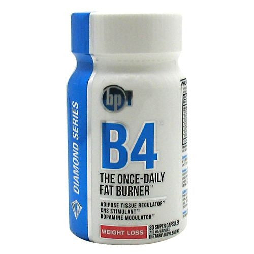 BPI Diamond Series B4 - 30 Capsules - 851780004852