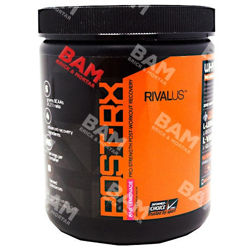 Rivalus Post-RX - Pink Lemonade - 372 g - 807156001758