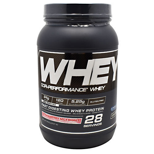 Cellucor COR-Performance Series Cor-Performance Whey - Strawberry Milkshake - 28 Servings - 810390027989