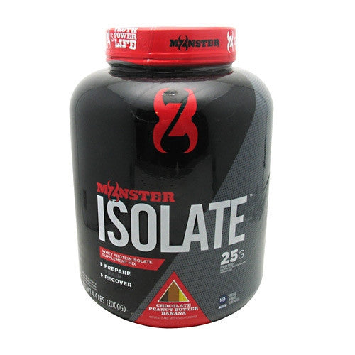 CytoSport Monster Isolate - Chocolate Peanut Butter Banana - 4.4 lb - 660726804414
