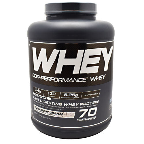 Cellucor COR-Performance Series Cor-Performance Whey - Cookies N Cream - 70 Servings - 810390027958
