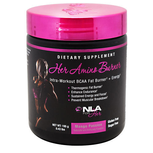NLA For Her Her Amino Burner - Mango Passion - 30 Servings - 607052517717