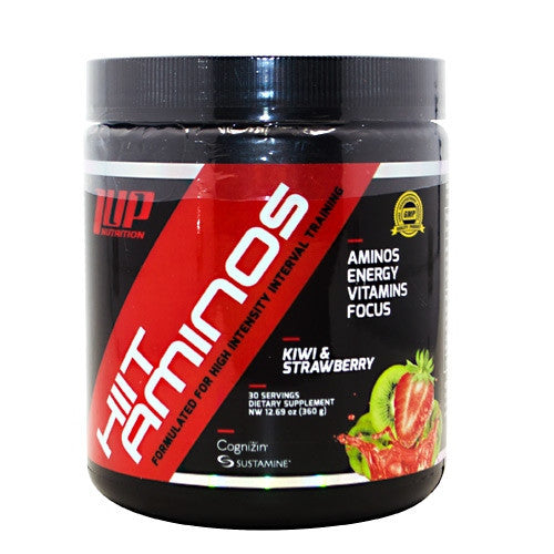 1 UP Nutrition Hiit Aminos - Kiwi Strawberry - 30 Servings - 019962235504