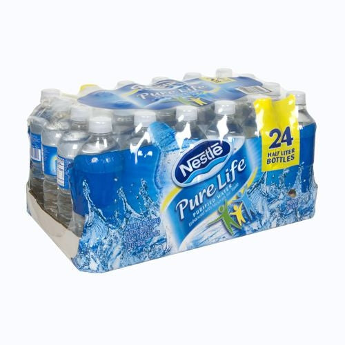 Nestle Pure Life Purified Water - 24 ea - 068274934711