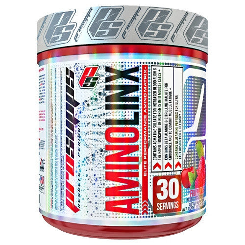 Pro Supps Amino Linx - Fruit Punch - 14 oz - 610708882640