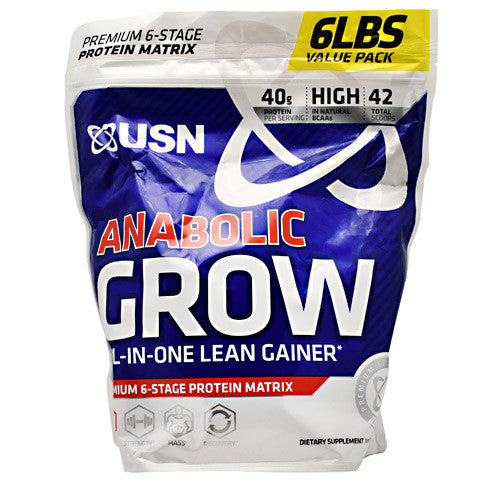 USN Premium Select Anabolic Grow - Chocolate - 42 ea - 6009544902638