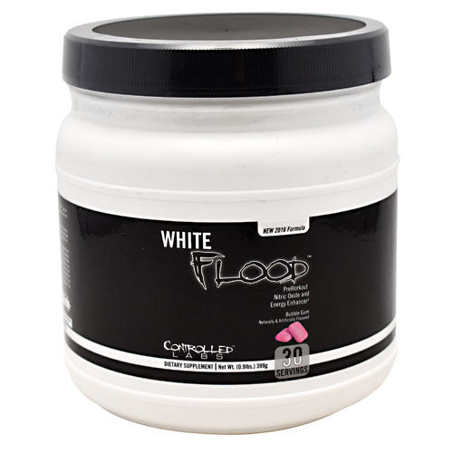 Controlled Labs White Flood - Bubble Gum - 30 ea - 856422005532