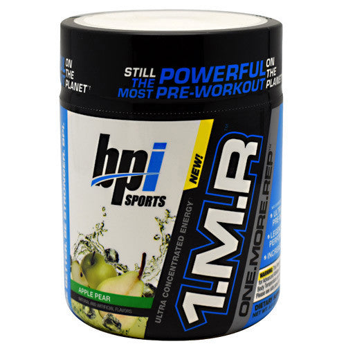 BPI 1.M.R - Apple Pear - 30 Servings - 811213024970