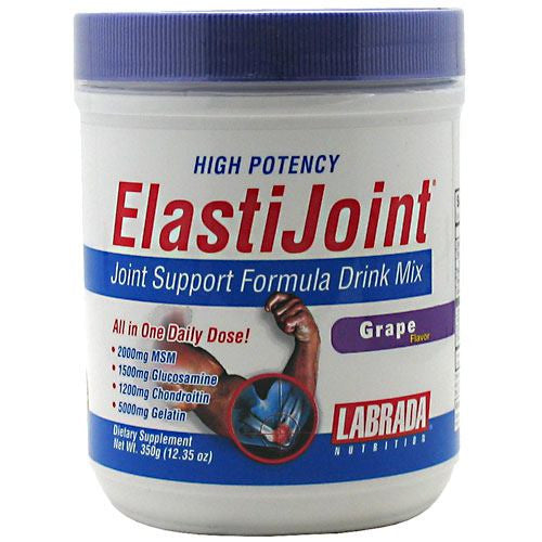Labrada Nutrition ElastiJoint - Grape - 12.35 oz - 710779361027