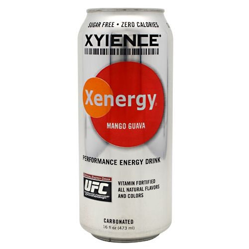 Xyience Xenergy - Mango Guava - 12 Cans - 842885099195