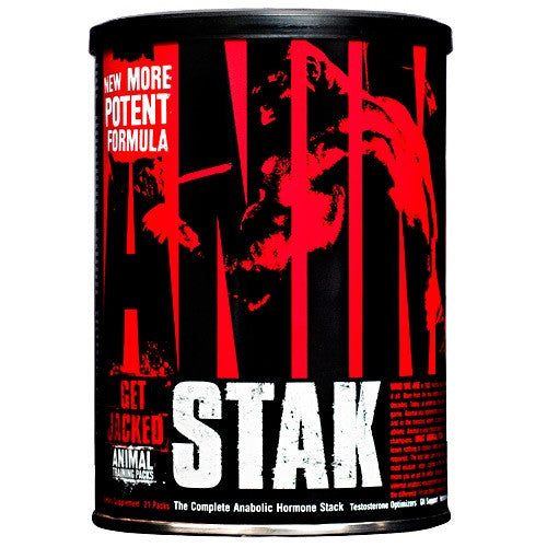 Universal Nutrition Animal Stak 2 - 21 ea - 039442030238