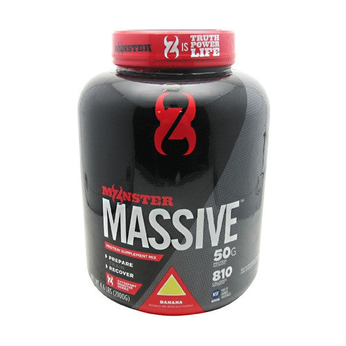 CytoSport Monster Massive - Banana - 4.6 lb - 660726802403