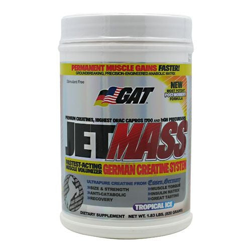 GAT JetMASS - Tropical Ice - 1.83 lb - 859613538321