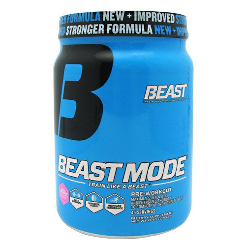 Beast Sports Nutrition Beast Mode - Pink Lemonade - 45 Servings - 631312800813