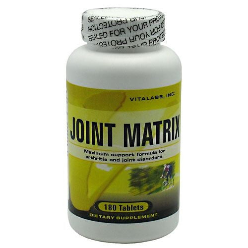 Vitalabs Joint Matrix - 180 Tablets - 092617011524