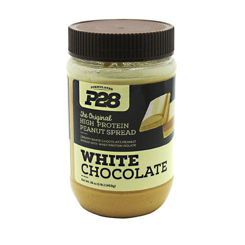 P28 Foods High Protein Spread - White Chocolate - 16 oz - 738416000023