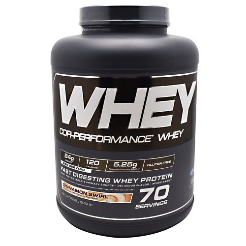 Cellucor COR-Performance Series Cor-Performance Whey - Cinnamon Swirl - 70 Servings - 810390027934