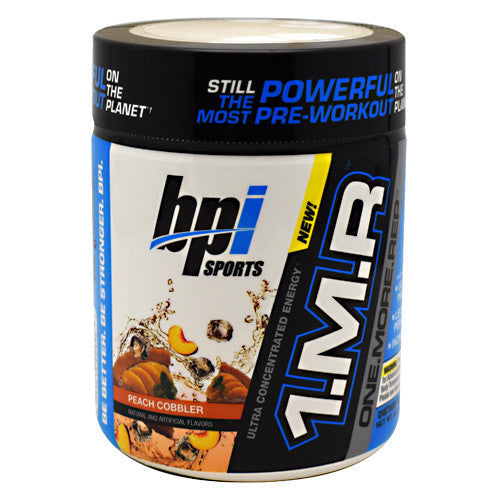 BPI 1.M.R - Peach Cobbler - 30 Servings - 811213024987